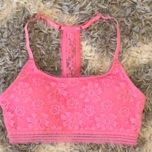 Girls Justice Bralette